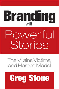 Branding with Powerful Stories cover image
