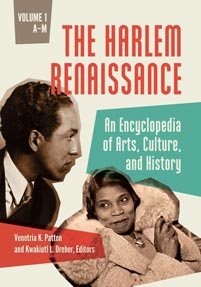 Cover image for The Harlem Renaissance
