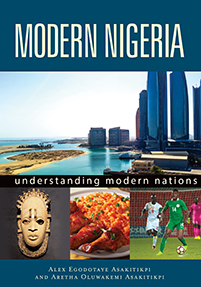 Cover image for Modern Nigeria