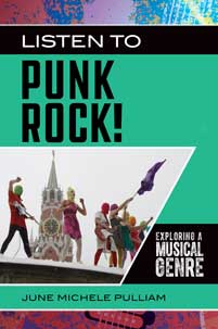 Cover image for Listen to Punk Rock!