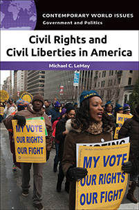 Cover image for Civil Rights and Civil Liberties in America