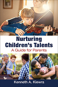 Nurturing Children's Talents cover image