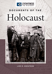 Cover image for Documents of the Holocaust