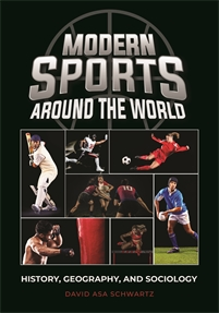 Cover image for Modern Sports around the World