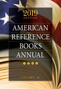 Cover image for American Reference Books Annual