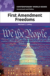 Cover image for First Amendment Freedoms