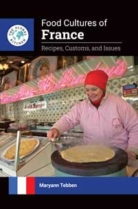 Cover image for Food Cultures of France