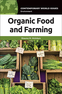 Cover image for Organic Food and Farming