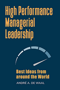 Cover image for High Performance Managerial Leadership
