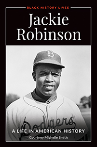 Cover image for Jackie Robinson