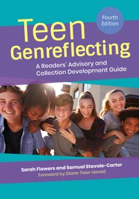 Cover image for Teen Genreflecting