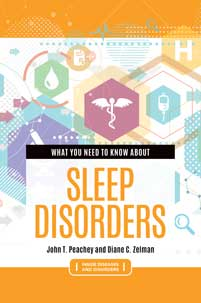 Cover image for What You Need to Know about Sleep Disorders