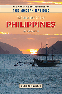 The History of the Philippines, 2nd Edition cover image