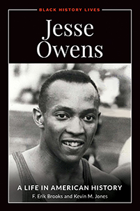 Cover image for Jesse Owens
