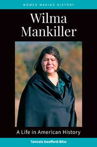 Cover image for Wilma Mankiller