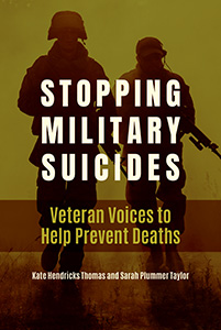 Cover image for Stopping Military Suicides