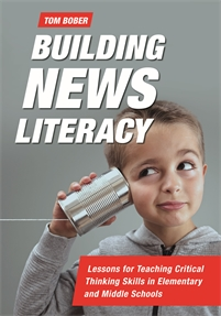 Cover image for Building News Literacy