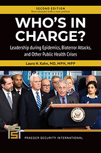 Who's in Charge? cover image