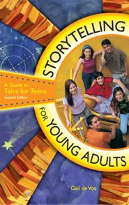 Cover image for Storytelling for Young Adults