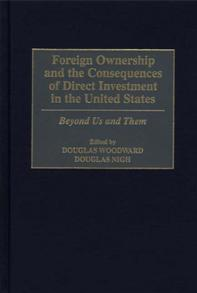 Foreign Ownership and the Consequences of Direct Investment in the United States cover image