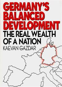 Germany's Balanced Development cover image