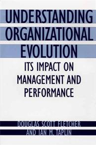 Understanding Organizational Evolution cover image