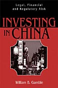 Investing in China cover image