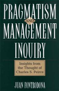 Cover image for Pragmatism and Management Inquiry