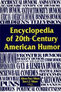 Cover image for Encyclopedia of 20th-Century American Humor