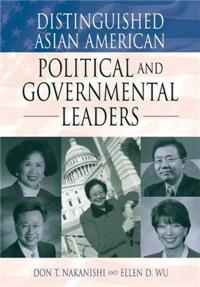 Distinguished Asian American Political and Governmental Leaders cover image