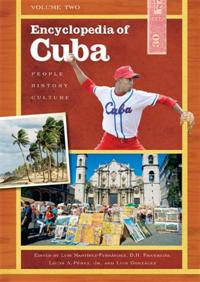 Cover image for Encyclopedia of Cuba