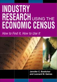 Industry Research Using the Economic Census cover image