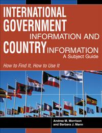 International Government Information and Country Information cover image