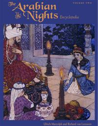 The Arabian Nights Encyclopedia cover image