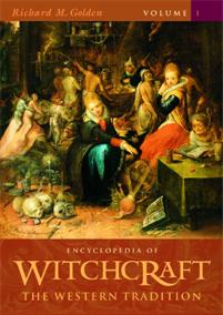 Encyclopedia of Witchcraft cover image