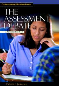 The Assessment Debate cover image