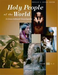 Cover image for Holy People of the World