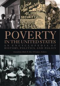 Cover image for Poverty in the United States