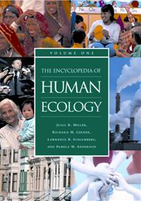 The Encyclopedia of Human Ecology cover image