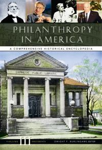 Philanthropy in America cover image