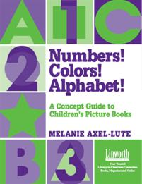 Cover image for Numbers! Colors! Alphabets!