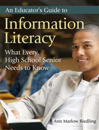 An Educator's Guide to Information Literacy cover image