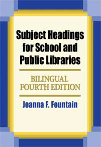 Subject Headings for School and Public Libraries cover image