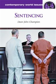 Sentencing cover image