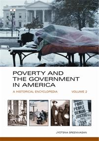 Poverty and the Government in America cover image