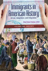 Immigrants in American History cover image