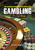 The International Encyclopedia of Gambling cover image