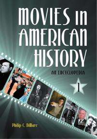 Cover image for Movies in American History