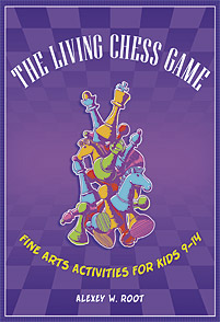 Cover image for The Living Chess Game
