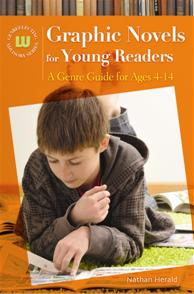 Graphic Novels for Young Readers cover image